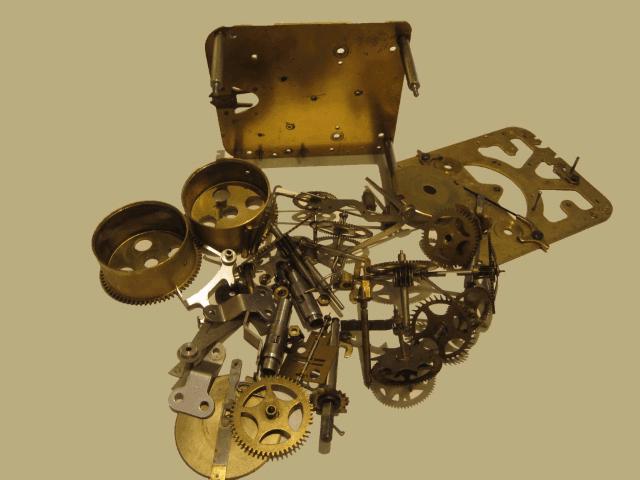 Klokken reinigen uurwerkhersteller kok amersfoort