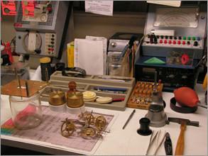 uurwerkhersteller kok amersfoort voor alle reparaties van uurwerken en klokken